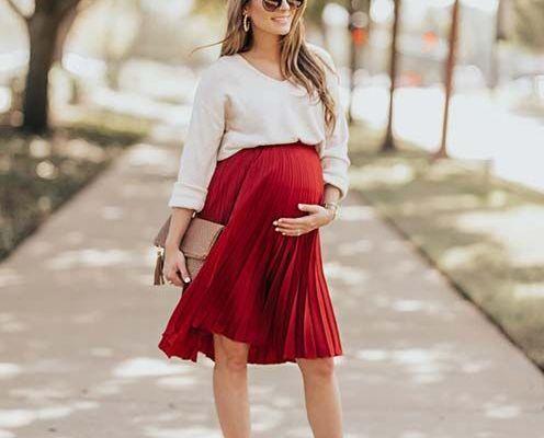 Hamileler İçin Günlük Kombin Önerileri