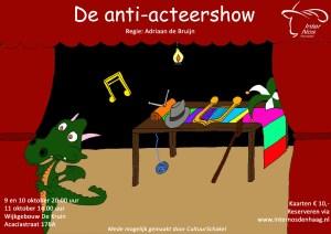 Anti Acteershow