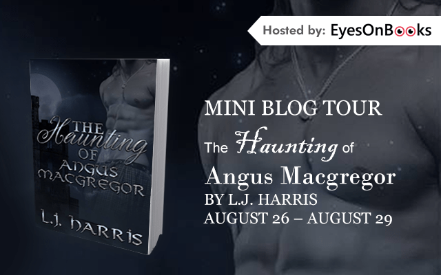 The Haunting of Angus Macgregor Tour banner