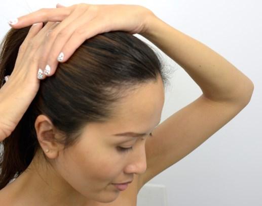 petroleum jelly untuk perawatan rambut