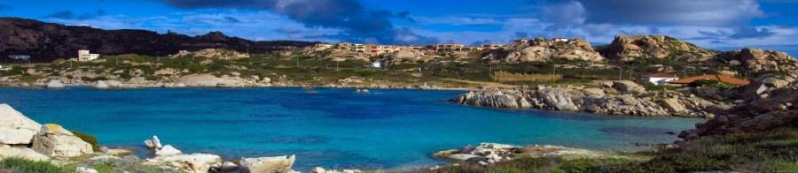La Maddalena beach, Maddalena Archipelago, Sardinia