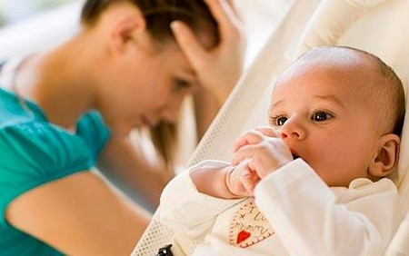 Depresia postpartum – test profesional