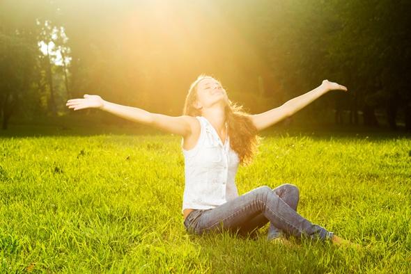 10 pasi pentru o relaxare profunda – Respiratia adanca