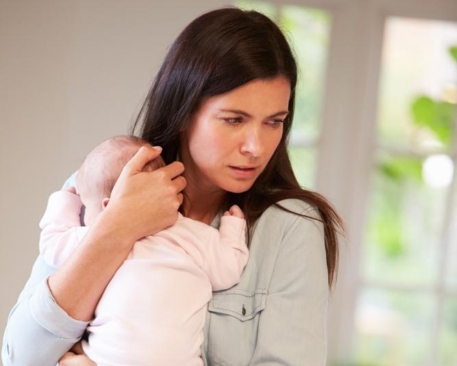 Stresul mamei afecteaza sanatatea si comportamentul copiilor pe termen lung