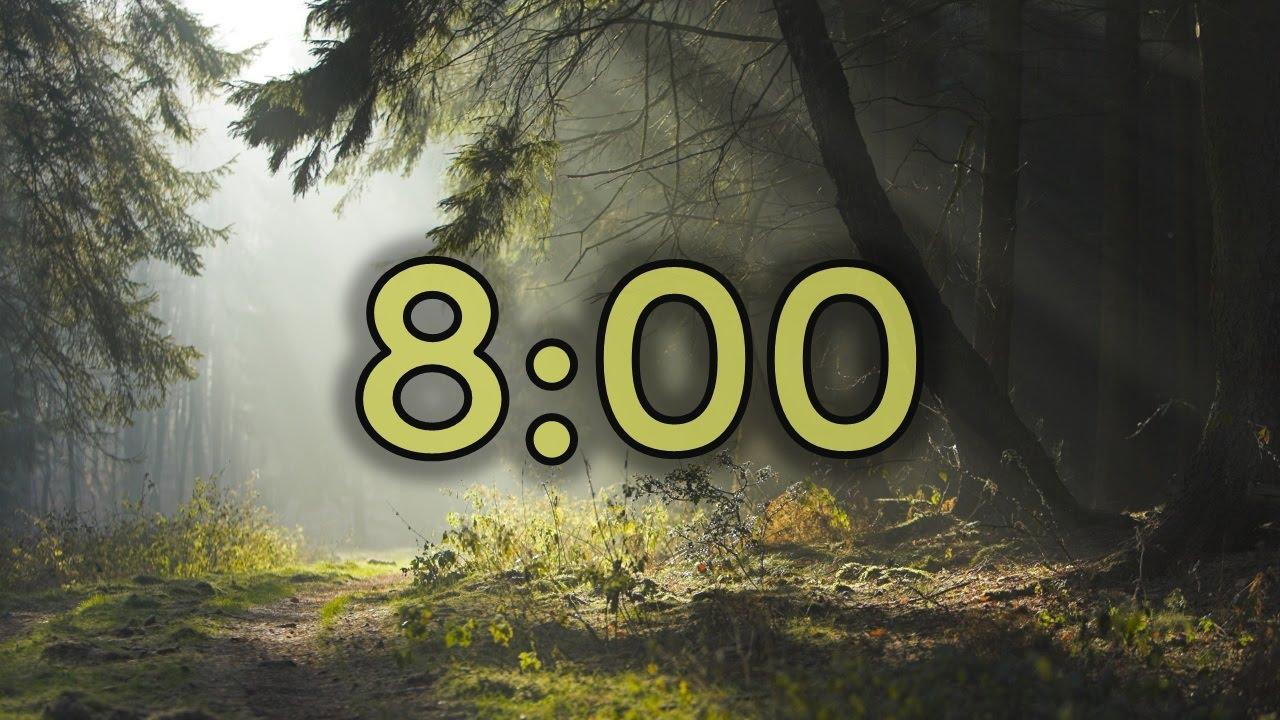 Legenda celor 8 minute