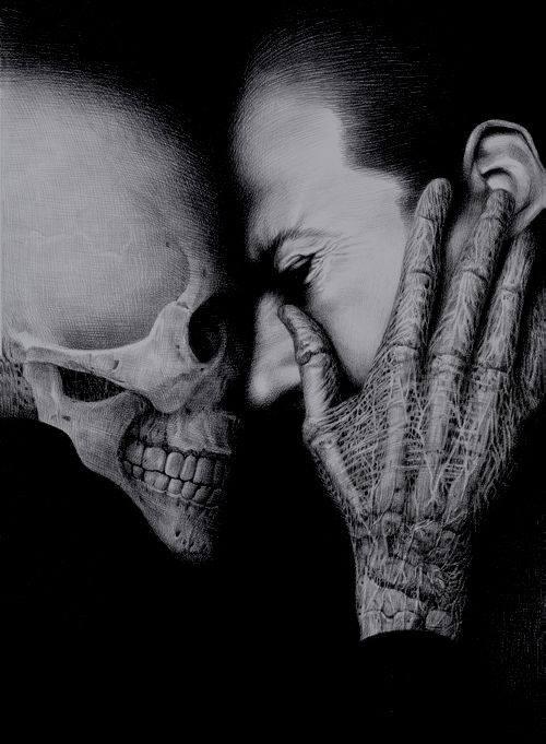 Daca ti-e frica de moarte, iti va fi frica si de viata