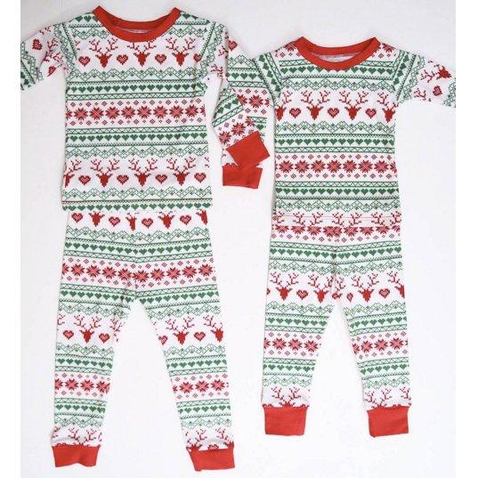 Self-Drafted Christmas PJs