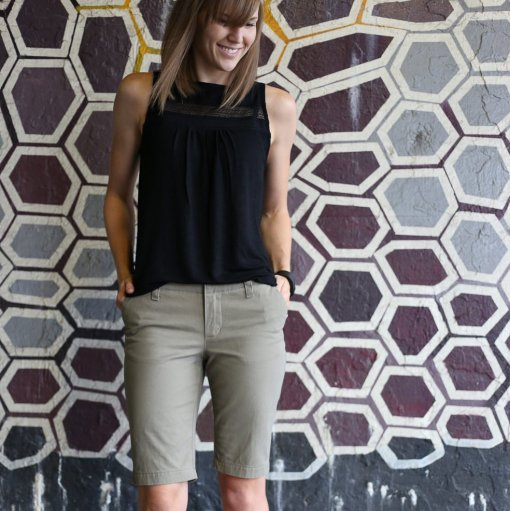 Chi-Town Chinos Sewing Pattern