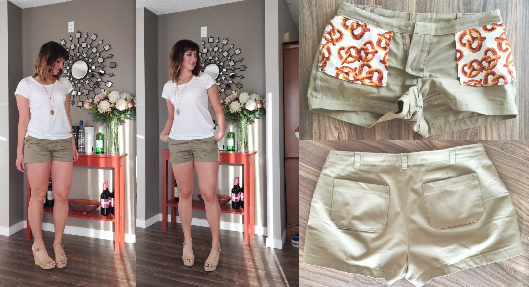 Anya Shorts