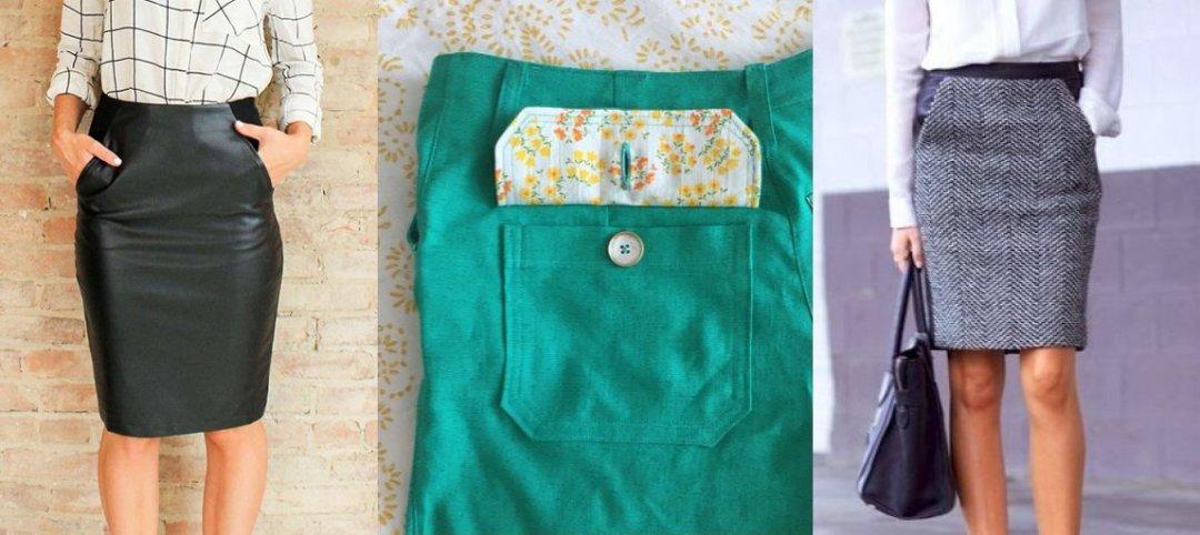 Contrasting Fabric