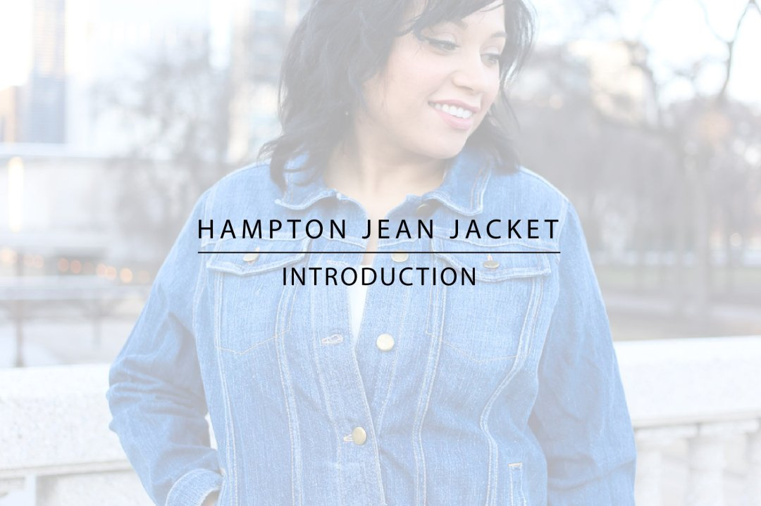 Hampton Jean Jacket Intro
