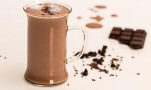 ciocolata calda simpla
