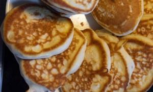 Pancakes pentru orice mic dejun