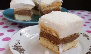 Prăjitură Blancanieves
