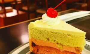 Prăjitură cu cremă de caise