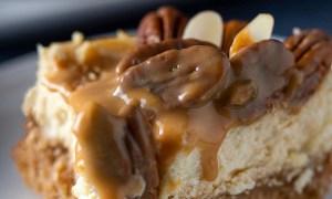 Prăjitură cu nuci si migdale