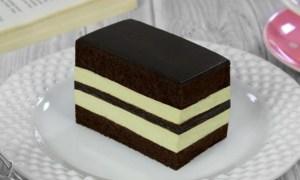 Prăjitură Dalia cu vanilie
