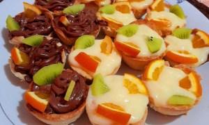 Mini tarte delicioase