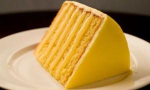 Prăjitură cu şerbet de lămâie