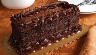 Prăjitură cu ciocolată Macarena