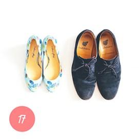 Une jolie paire de chaussures pour être chic jusqu'au bout des pieds