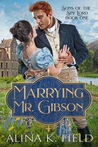 Book Cover: Marrying Mr. Gibson
