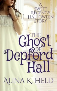 Book Cover: The Ghost of Depford Hall
