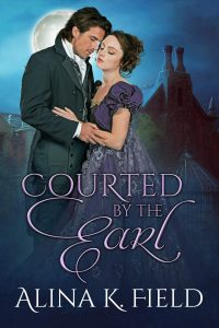 Book Cover: Courted by the Earl