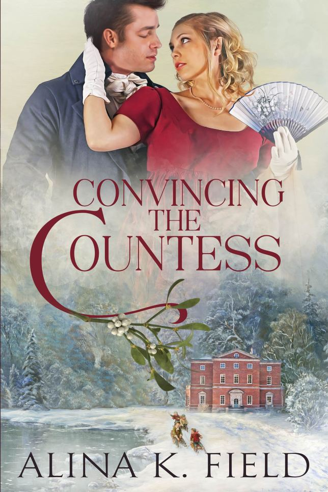 Book Cover: Convincing the Countess