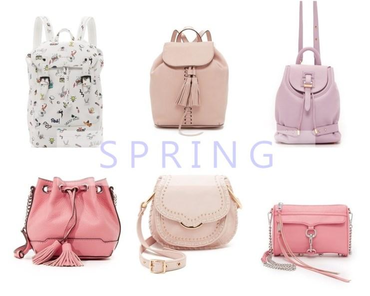 【海外購物】一逛就停不下來的Shopbop~ღ春天就是要馬卡龍色系的包包