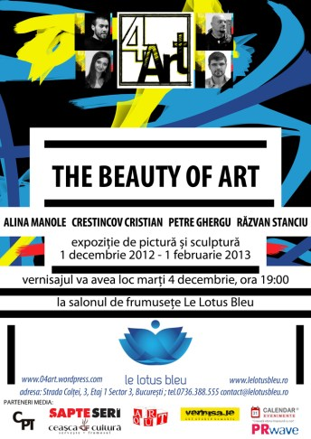 afis The Beauty of Art _site