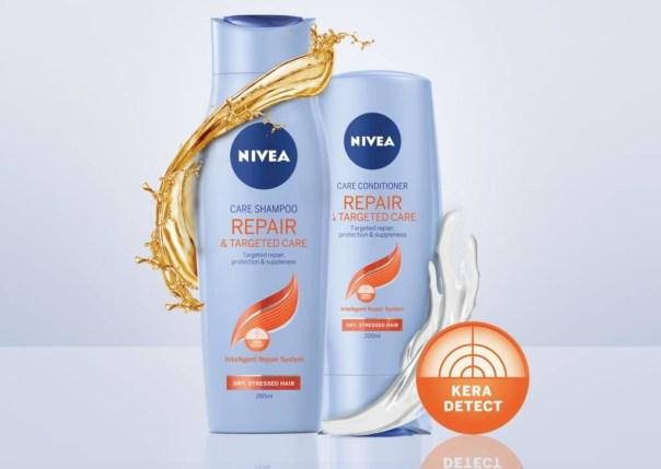 NIVEA Repair and Targeted Care