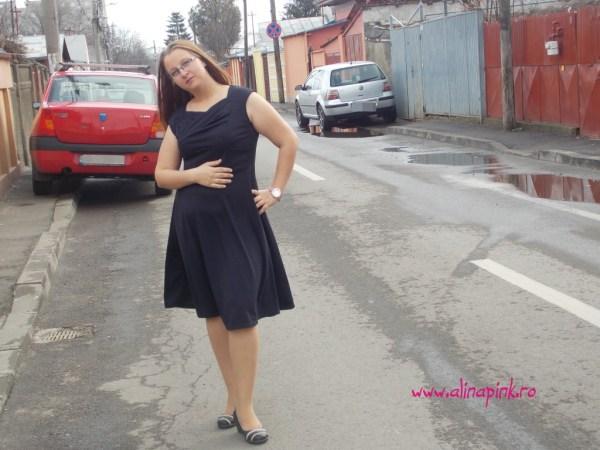 Rochie blue navy4