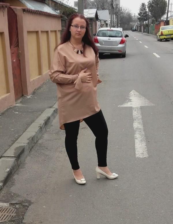 rochie crem2