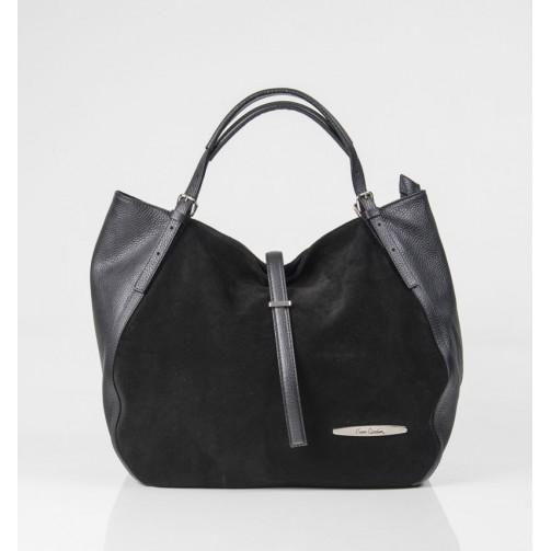 geanta-din-piele-pierre-cardin-negru
