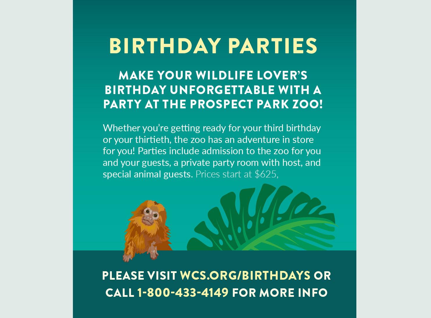 Illustration Detail Prospect Park Zoo