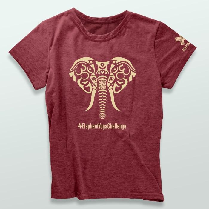 #ElephantYogaChallenge