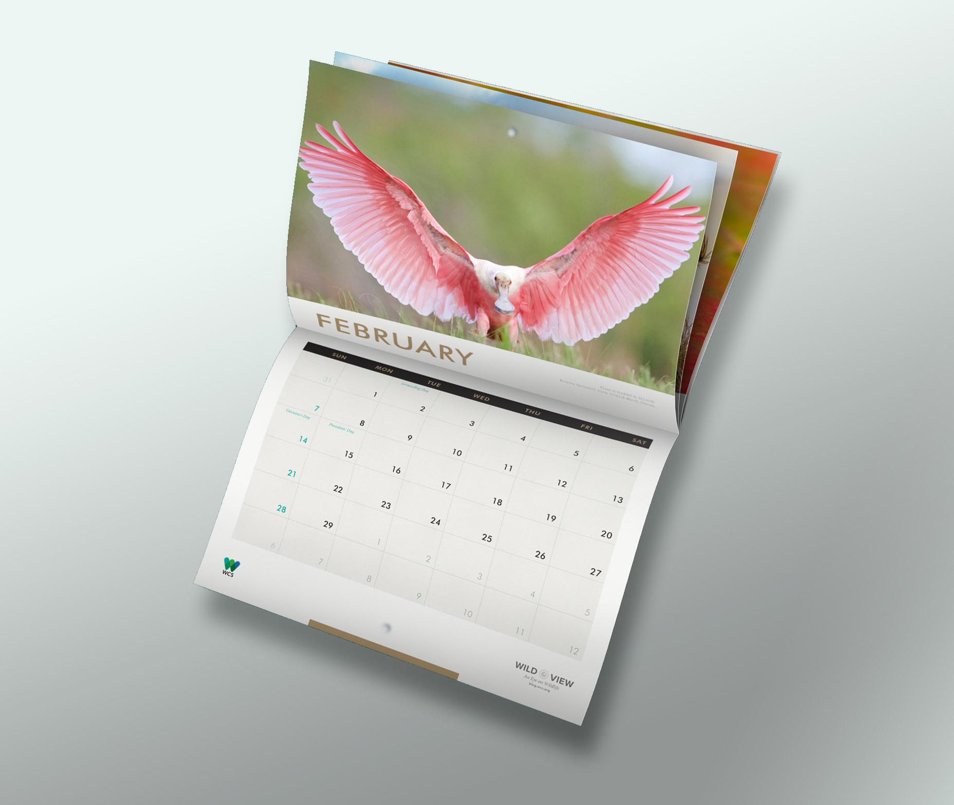 Wildview Calendar