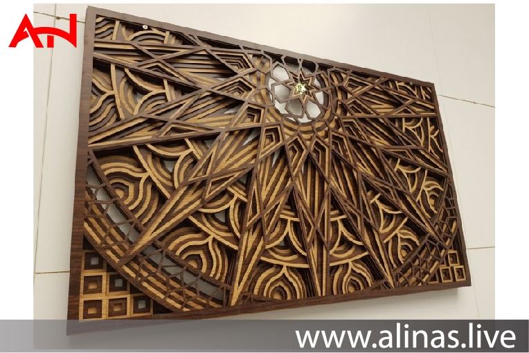 Read more about the article Laser Cut Mandala Panel Drawing Free CDR