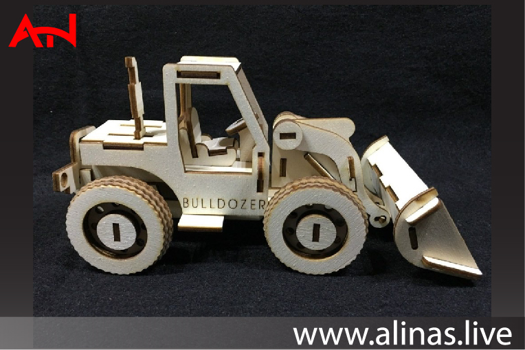 Read more about the article 3D Bulldozer