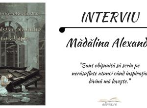INTERVIU mădălina alexandru alinas.ro