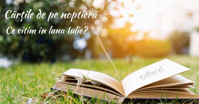 Cărțile de pe noptieră alinas.ro