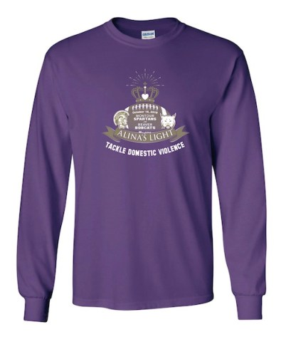 Tackle Domestic Violence Shirt 2019