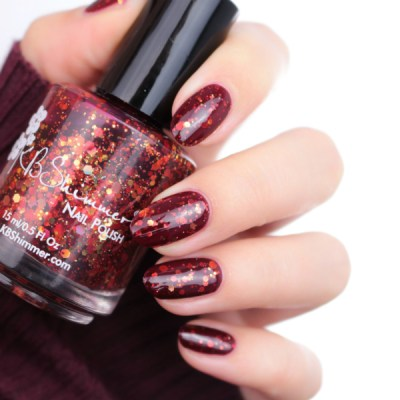 kbshimmer leaf of faith