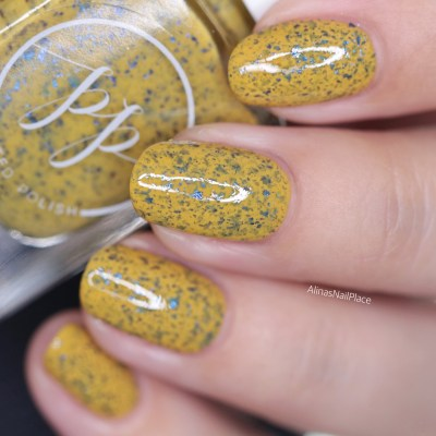Twister on the tides painted polish by lexi polish pickup august