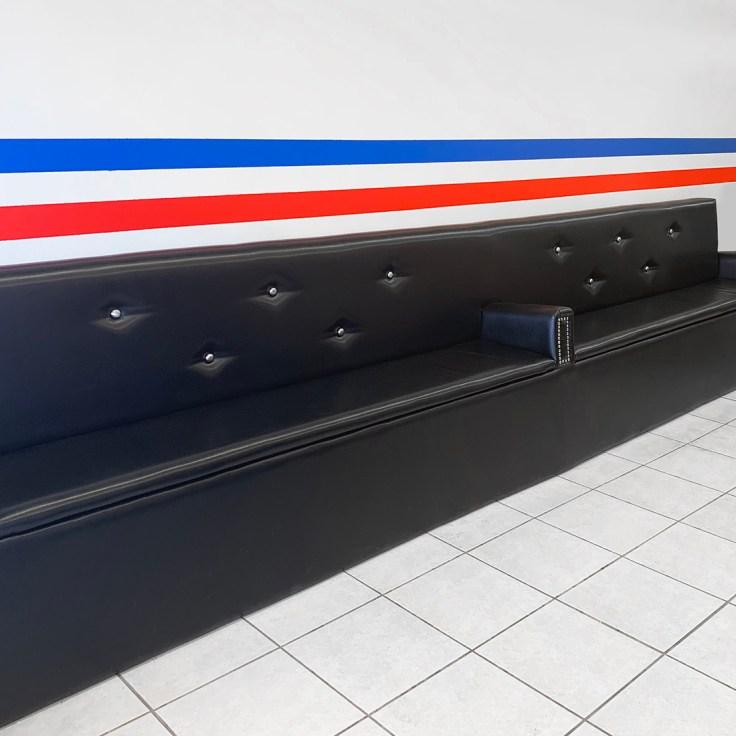 Alinca custom bench