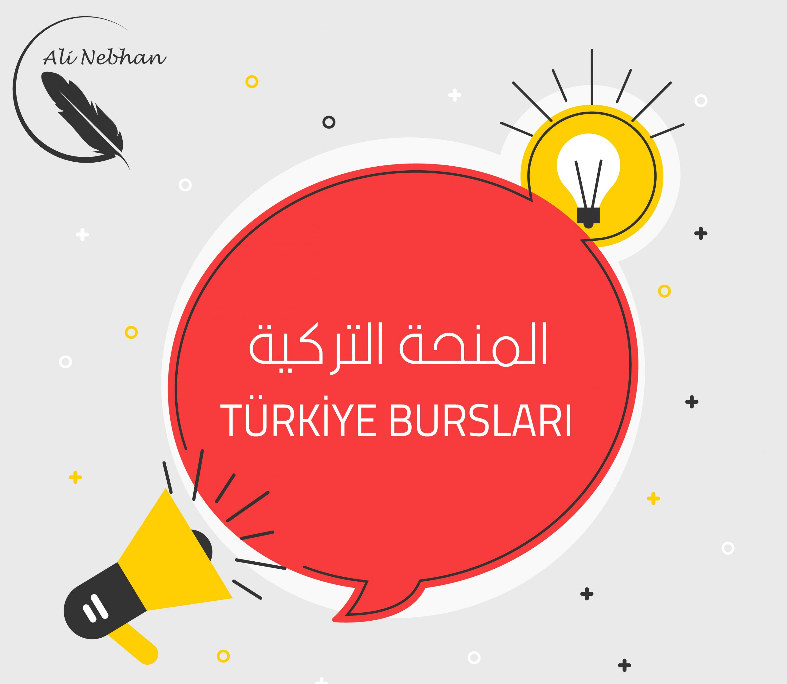 كيفية كتابة خطة البحث في خطاب النوايا للمنحة التركية 2020 2021 2022 علي النبهان