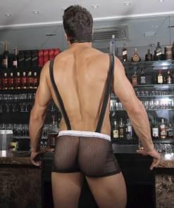 Fantasia Barman 3 peças - Aline Lingerie