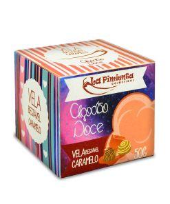 Vela Beijável Caramelo - 50g La Pimienta