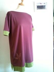 Vestido uva Uva dress 35€